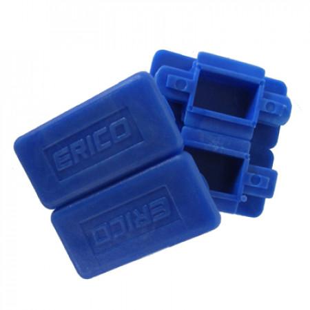 Cappuccio di sicurezza per profili zincati 41X41/21 41x41-41x21 scatola 100pz