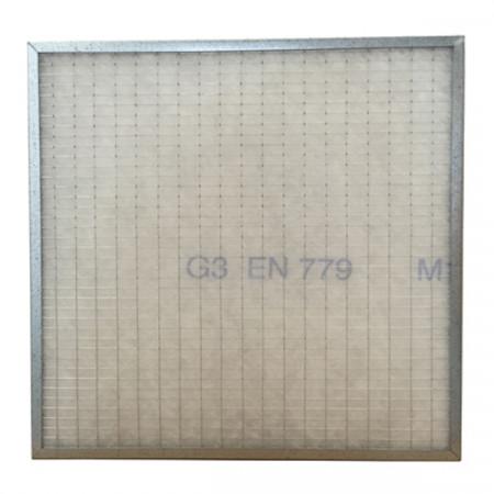 Filtro Aria Efficienza FR SF85 per Griglie di ripresa GAF-P/GFF-P 600x600 mm