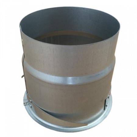 Manicotto ø 125 mm per Diffusori di Mandata e Ripresa Circolari Aerys