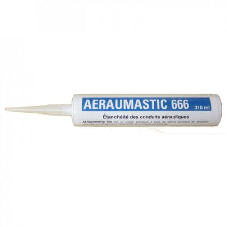 Mastice Acrilico Mastic 666 da 310ml conf. 310ml