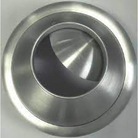 Ugello di Mandata a Lunga Gittata Perlys-L mod. 3.5 Ø 110 mm - Alluminio