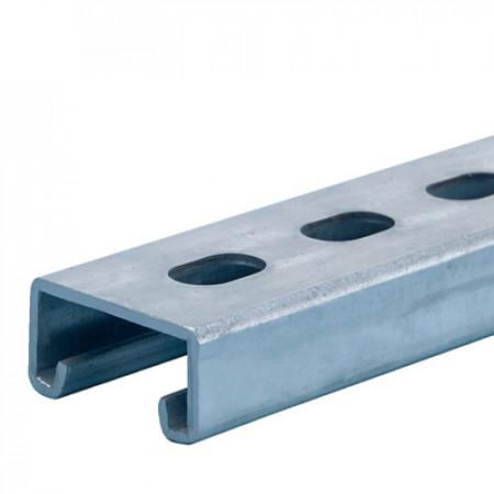 Profilo Zincato 41x41 3m Zinc. 25/10