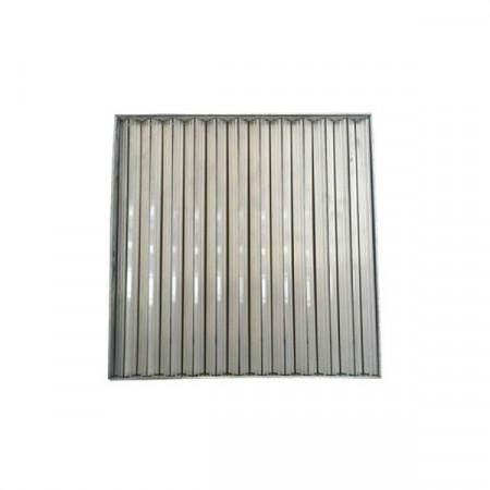 Serranda di Regolazione RFS07IT 600x600 mm per Plenum PFU600 e Griglie GAP88