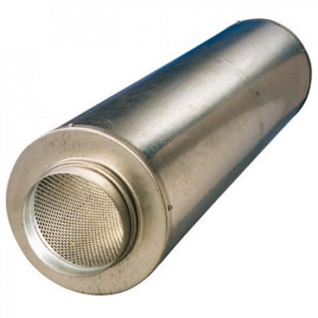 Silenziatore Cilindrico Isolato SC-VMC 400 L.900