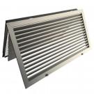 Griglia di Ripresa Portafiltro in Alluminio GL20ZFR 200x200 mm - Alluminio