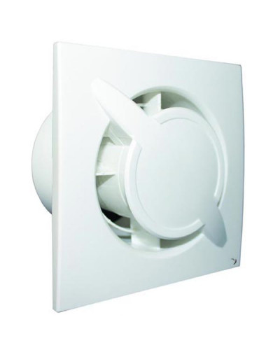 Estrattore Assiale Compatto in ABS 1 Velocità 140x140 mm ø 99 mm Energy Silence Compact 100S