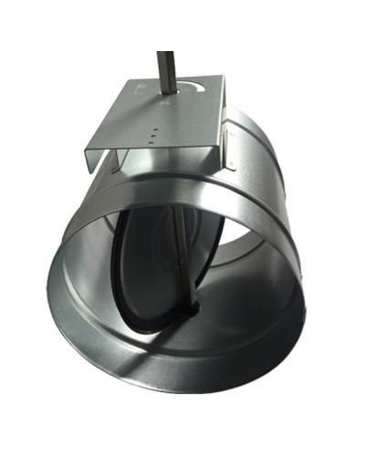 Serranda di Regolazione Circolare a Tenuta CLDF/T ? 100 mm