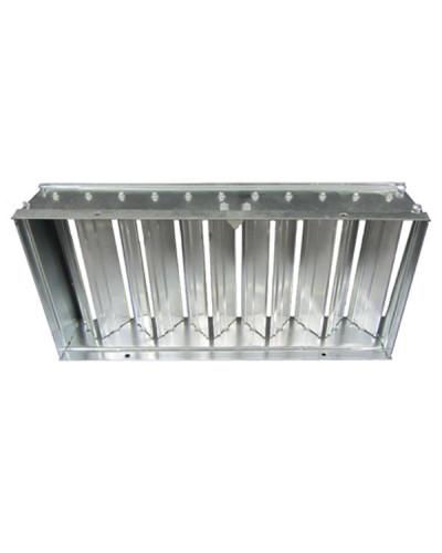 Serranda di Taratura RFS07IT 200x100 mm per Bocchette e Griglie di Aerazione