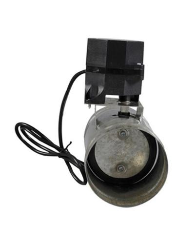 Serranda Motorizzata per Aria Condizionata CPL-2 ? 100 mm