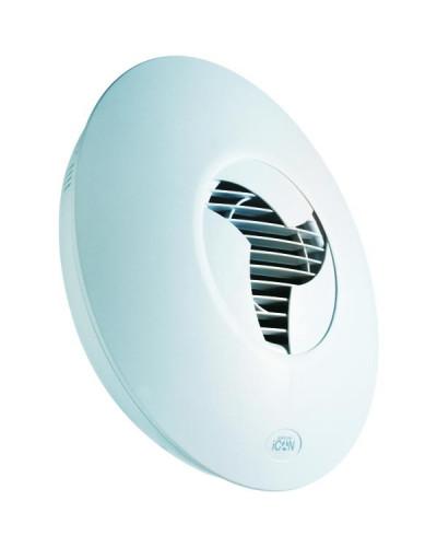 Ventilatore Estrattore di Design con Chiusura a Iride ICON 15 68 m3/h