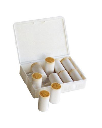 Cartucce di Fumo Bianco Fumitest Combustione 65 secondi - Confezione 10 pezzi