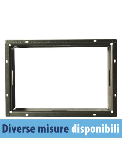 Controtelaio in Lamiera Zincata CFU05 200x100 mm per Bocchette GAC21IT/GLC20AIT