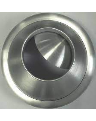 Ugello di Mandata a Lunga Gittata Perlys-L mod. 3 Ø 80 mm - Alluminio