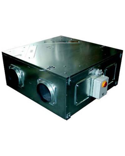 Recuperatore di Calore Orizzontale Recepto H 380 EC versione Basic