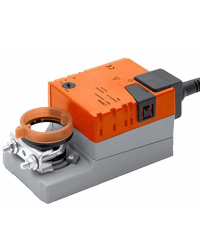 Servocomando Elettrico LM24A da 24V per Serrande di Regolazione LDRE50IT-CLDF/T-CRP-CRT